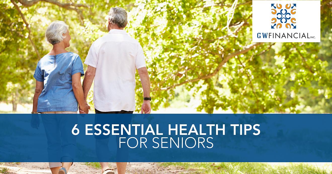 6 Essential Health Tips for Seniors Thumbnail