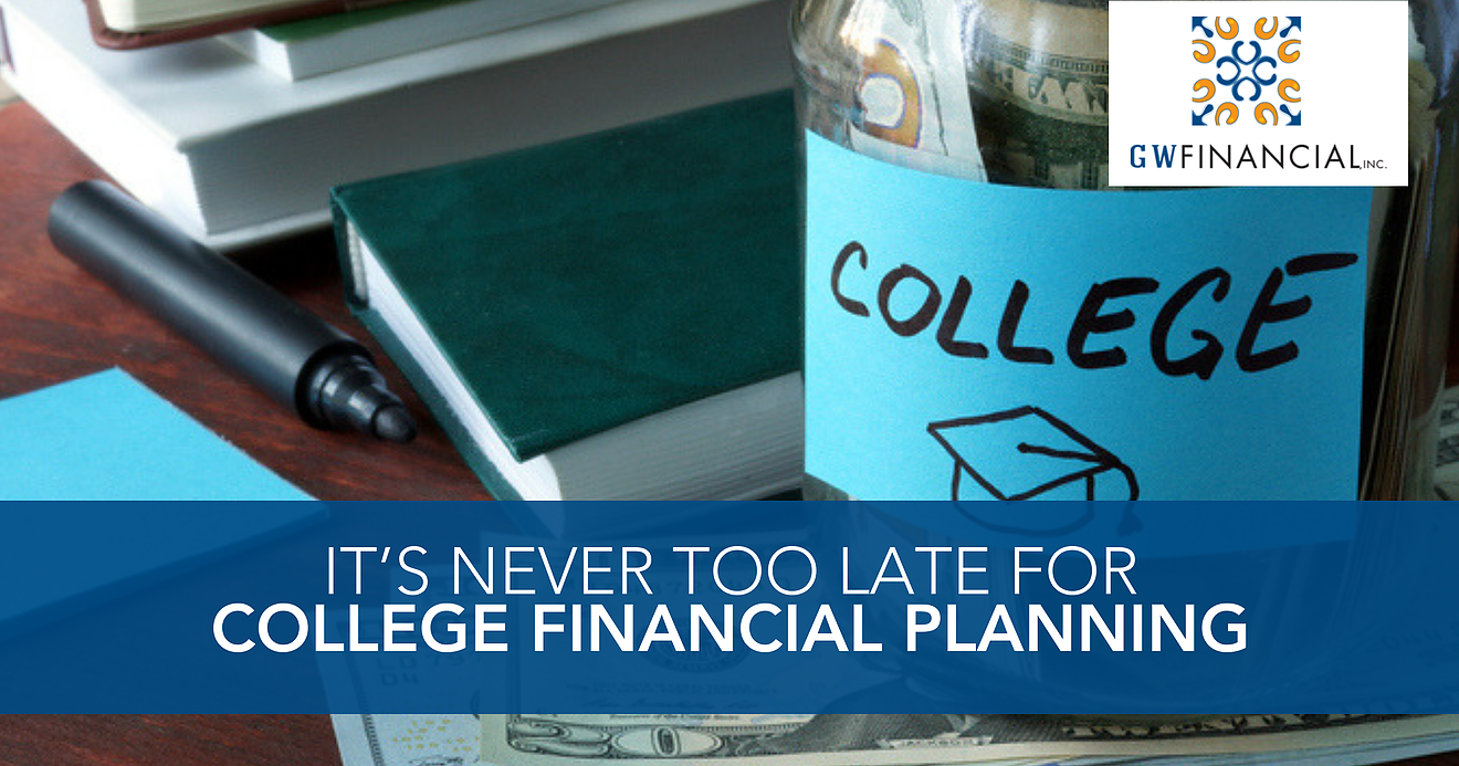 It's Never Too Late for College Financial Planning Thumbnail