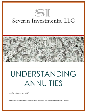 Severin Investments Understanding Annuities Guide