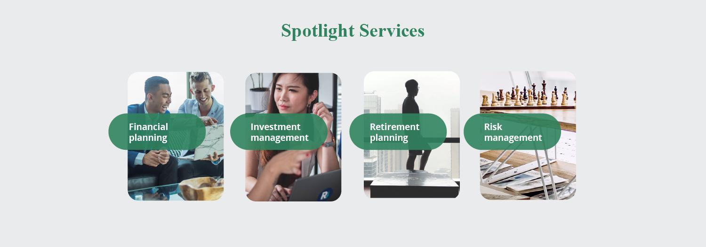 SJI's services
