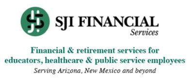 Logo for SJI Financial Services