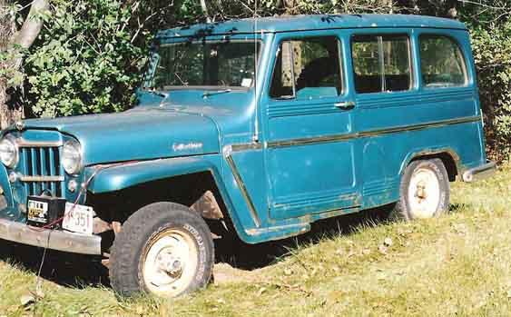 Older car