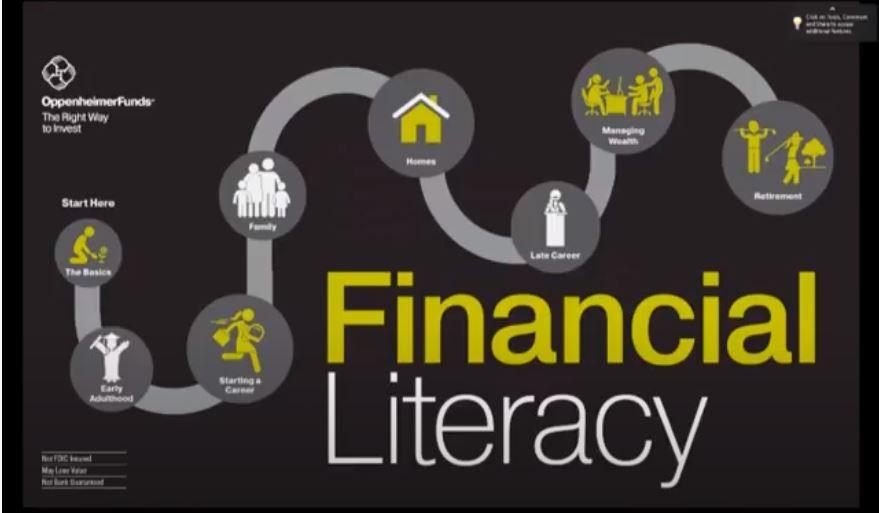 Dollars and Sense Financial Literacy Webinar Thumbnail