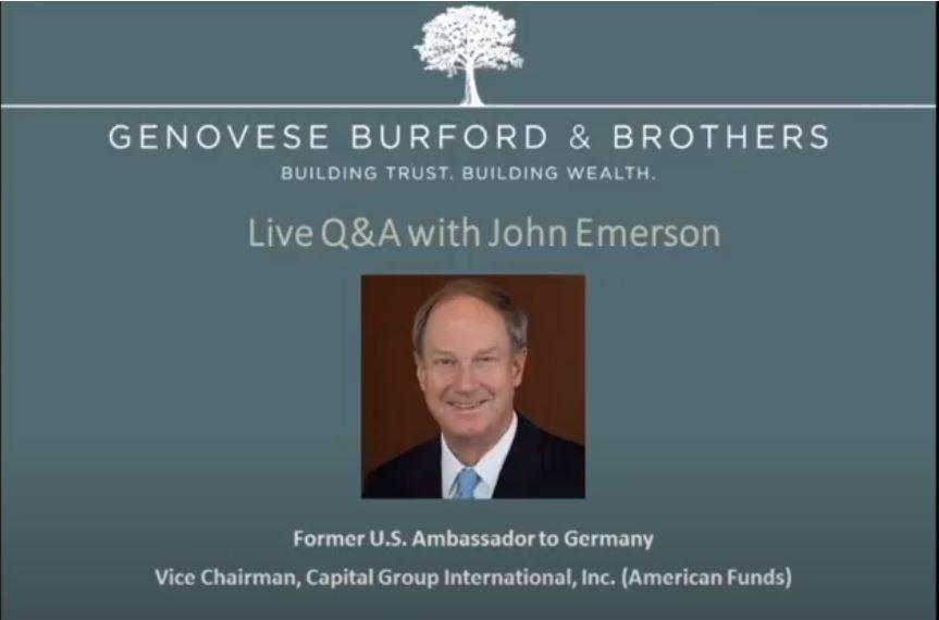Live Q&A with John Emerson Webinar Thumbnail