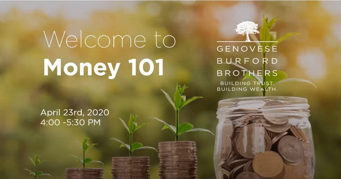 Money 101 - Financial Literacy Event Thumbnail