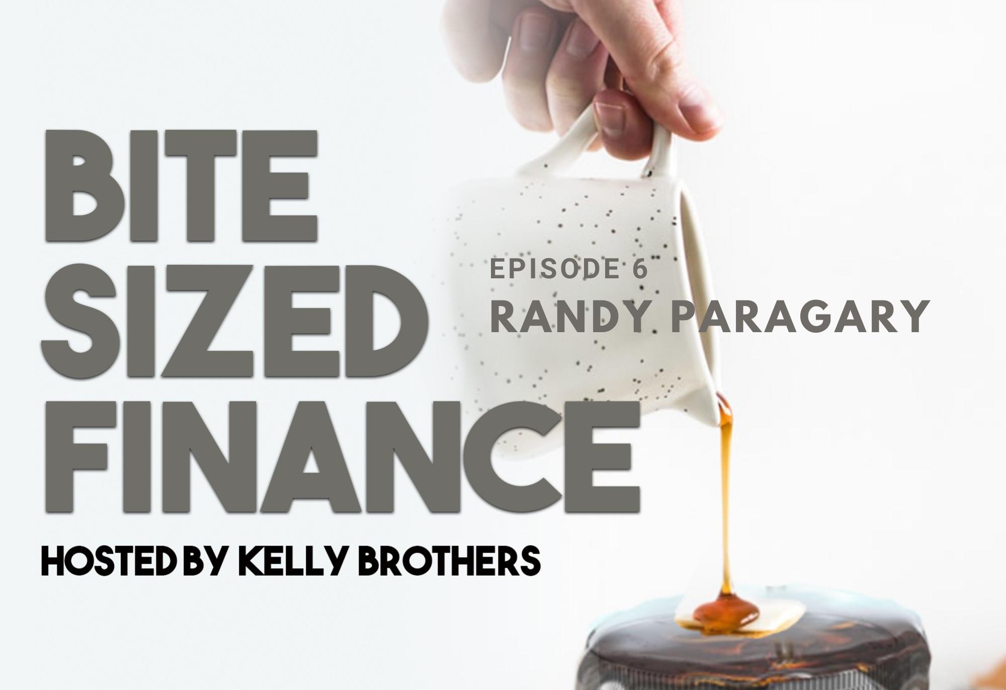 Episode 6 - Randy Paragary Thumbnail