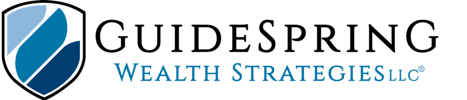 Logo for GuideSpring Wealth Strategies | Fort Collins, CO