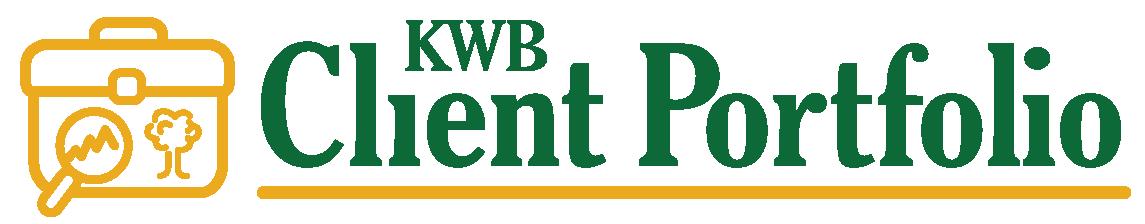 KWB Wealth | Redlands, CA: client portfolio logo