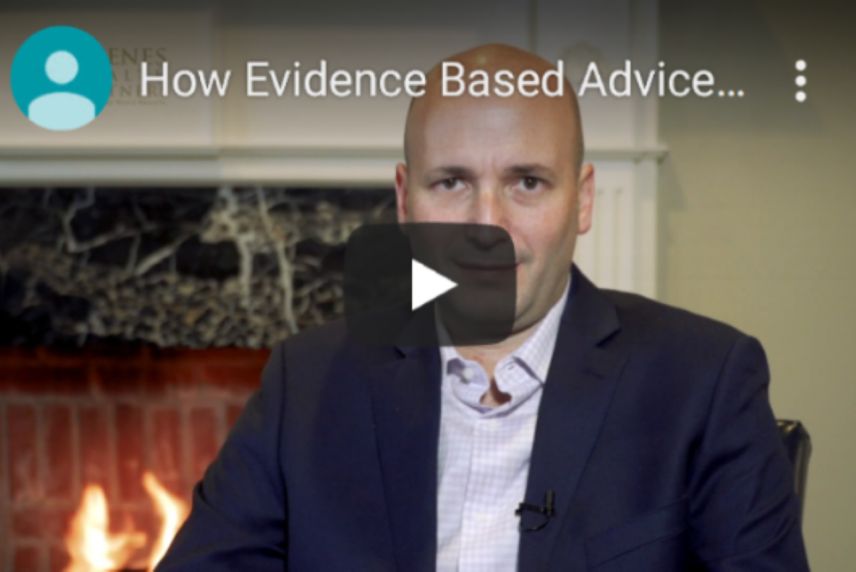 How Evidence Based Advice Can Help You Thumbnail