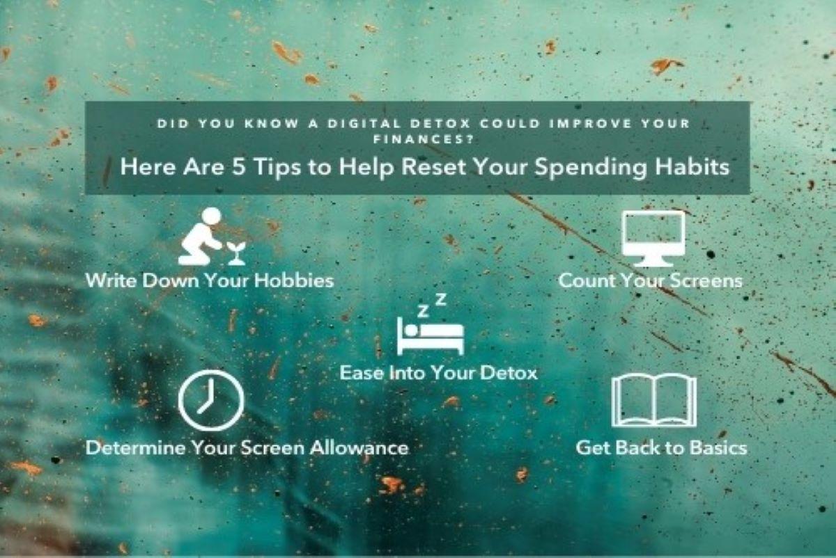 A Digital Detox Could Improve Your Finances Thumbnail
