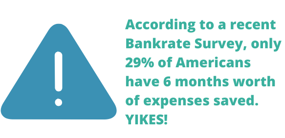 most Americans lack an emergency fund