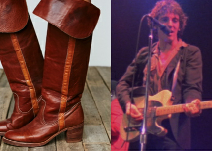 You Can Have Anything You Want, Not Everything.  Choosing Between Boots or Bruce. Thumbnail