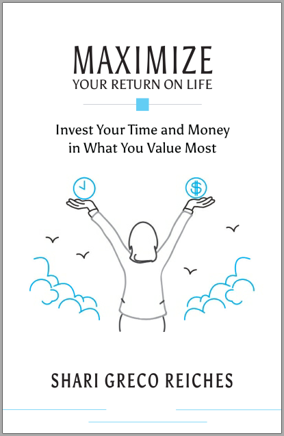 """My Book, """"Maximize Your Return On Life"""" is Out! Thumbnail"""