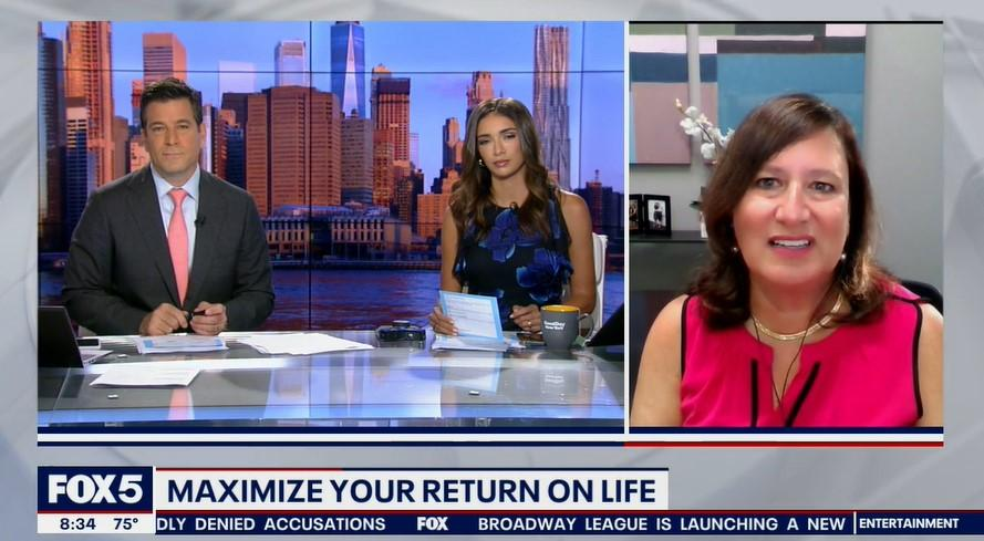Good Day New York TV Show Hosts Segment with Shari Greco Reiches Thumbnail