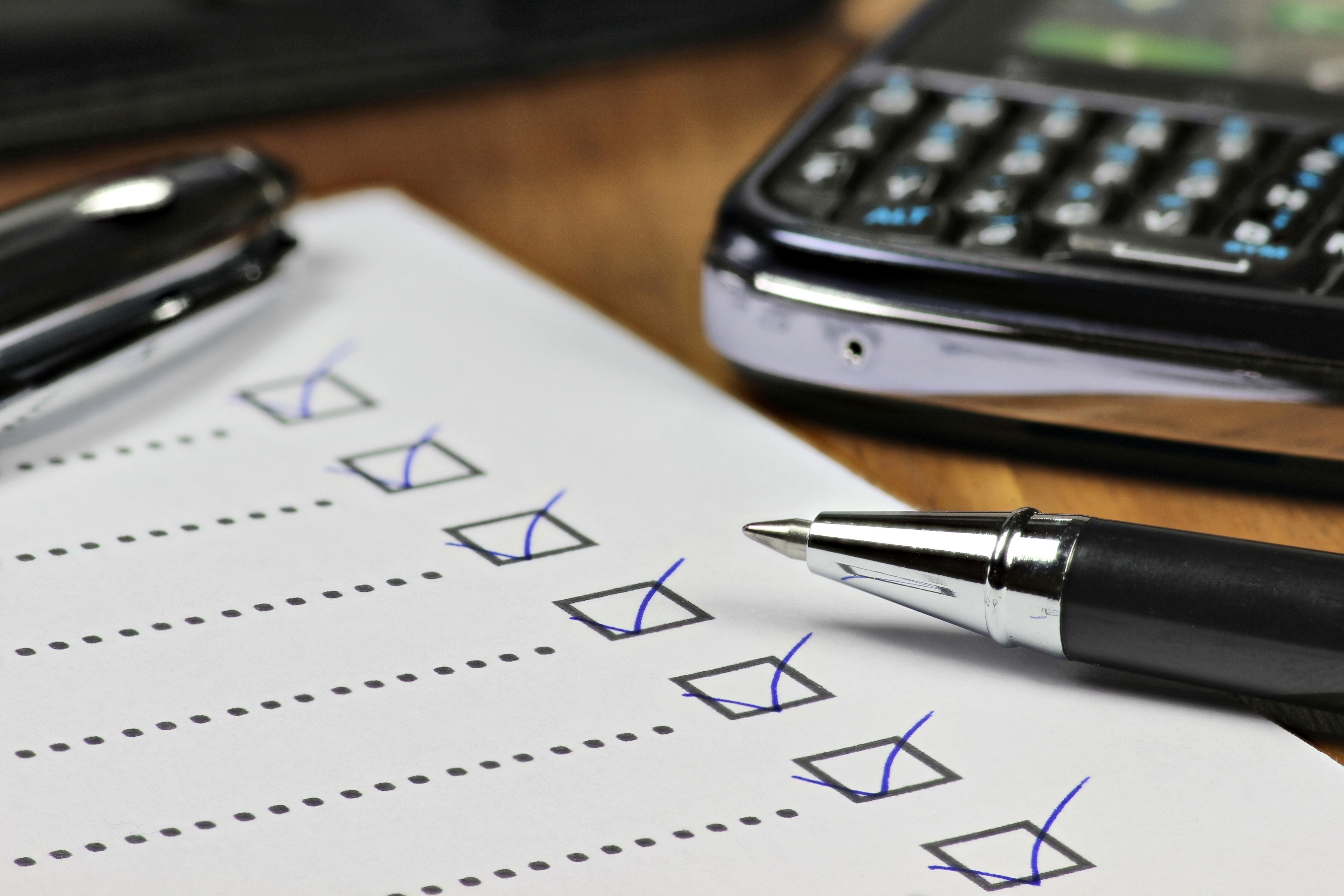 The Investment Advisor Checklist Thumbnail
