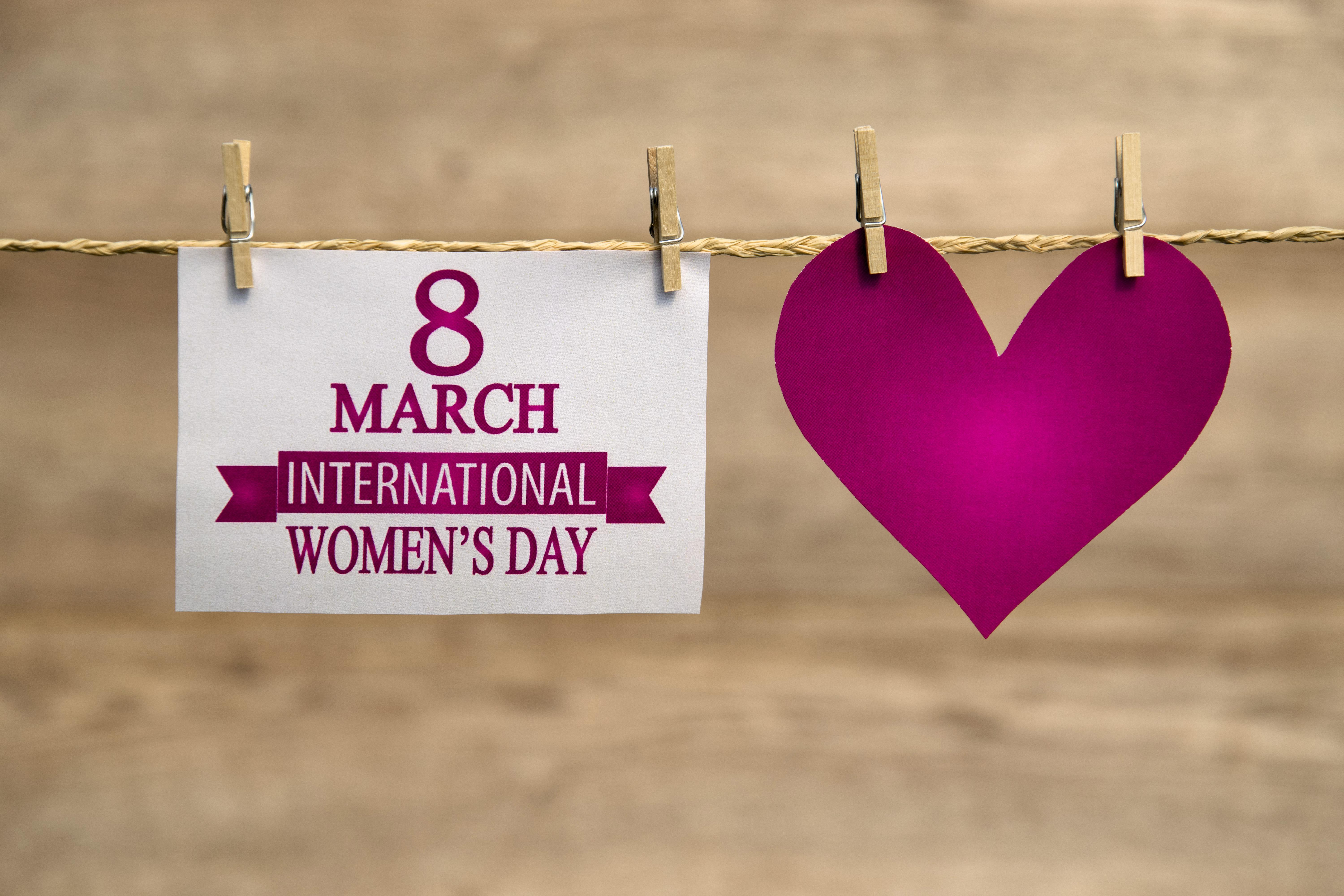 It's International Women's Day. Let's Honor the Women of RRCM. Thumbnail