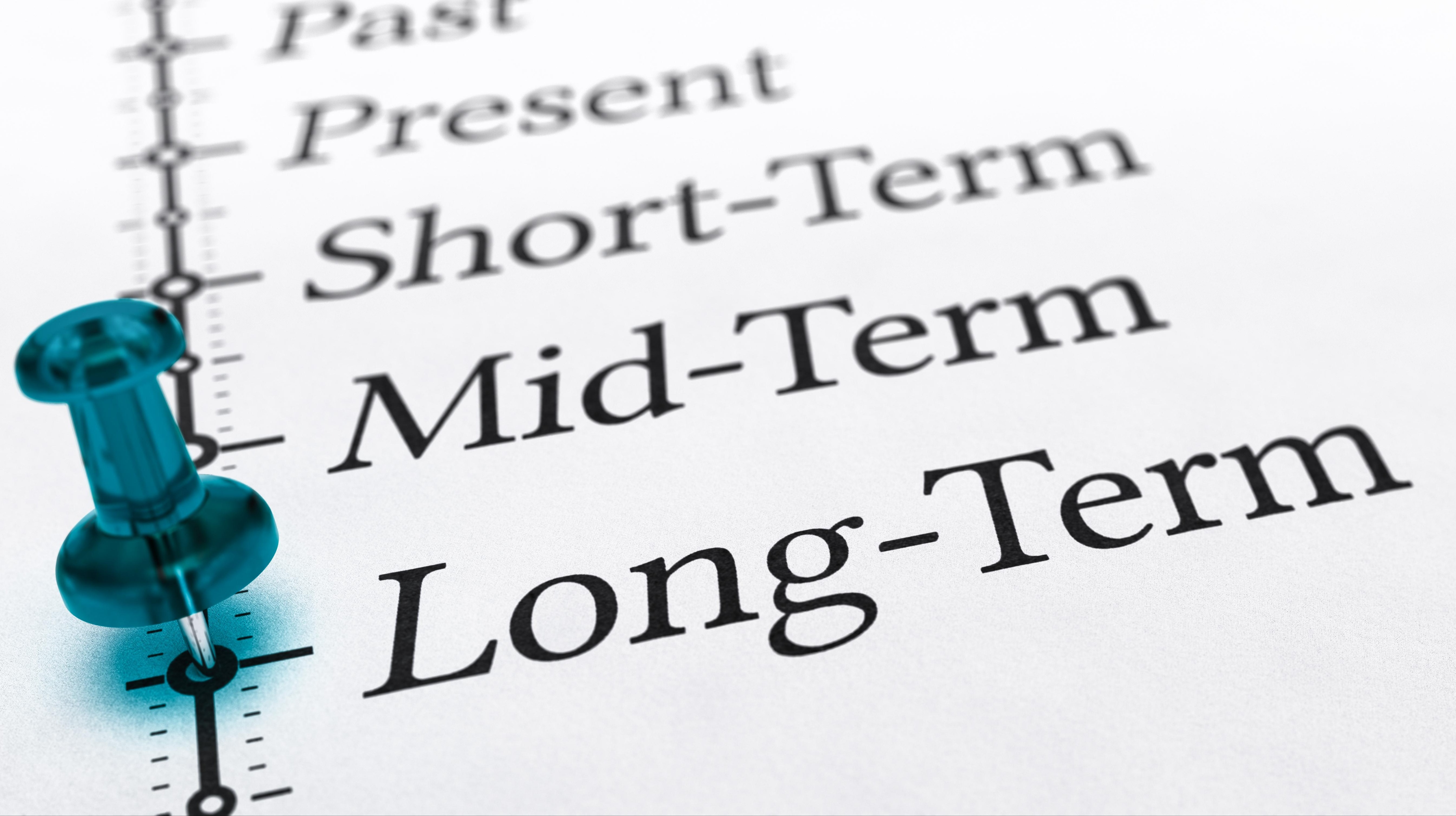 Why Think Long-Term?  The Answer in 2 Charts Thumbnail