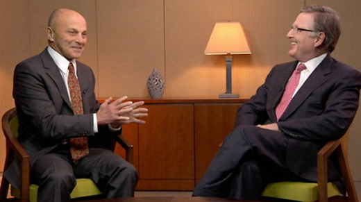 Inflation: A Conversation with Eugene Fama and David Booth Thumbnail