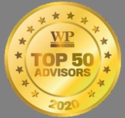 WP Canada Top 50 Advisors logo