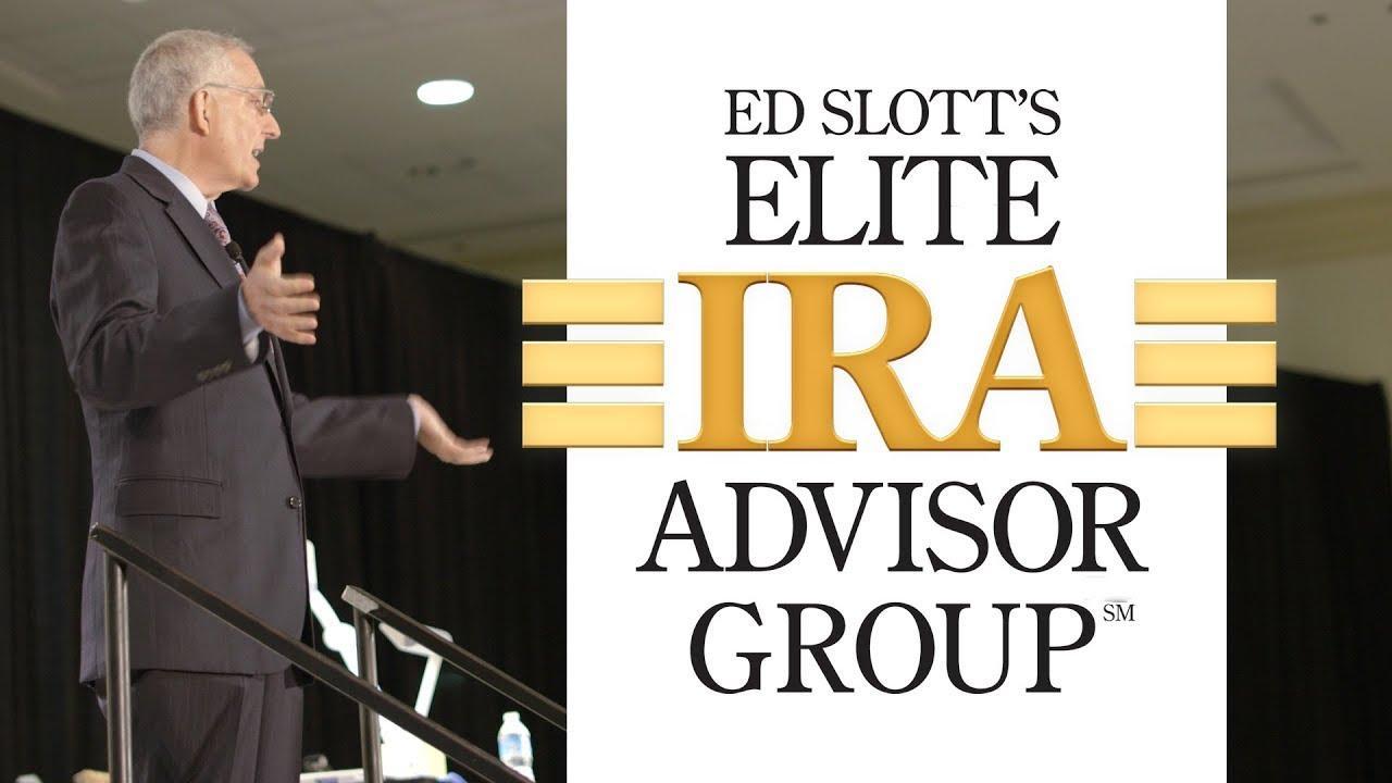 Ed Slott - Elite IRA Advisors Thumbnail
