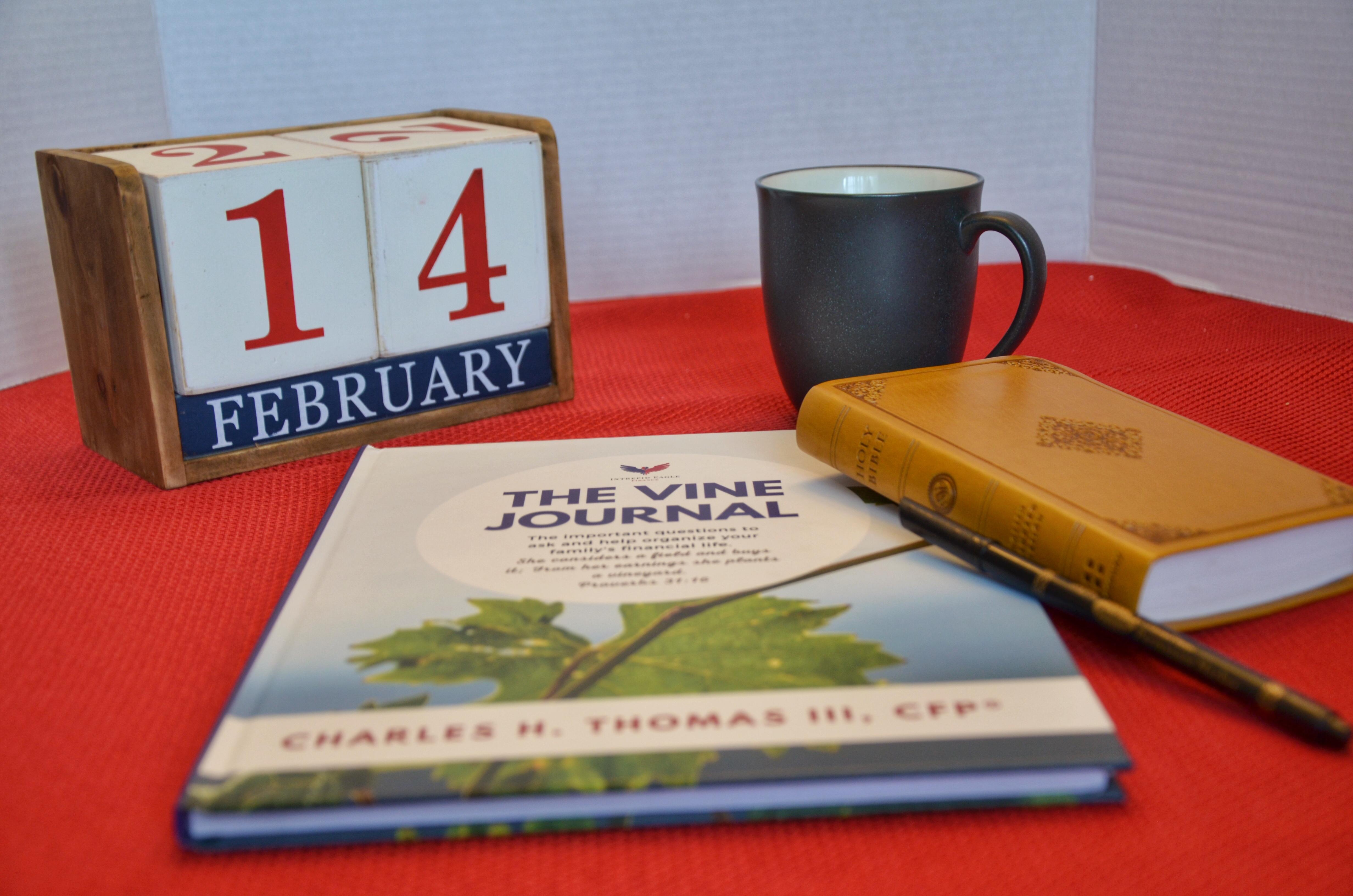 The Vine Journal-Intrepid Eagle Finance