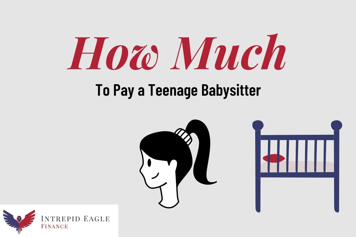 Hourly Rate Teenage Babysitter