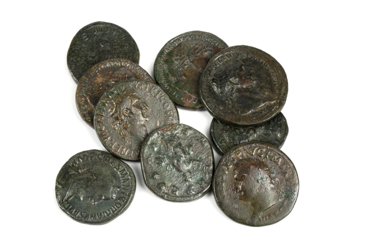 Roman Coins Inflation