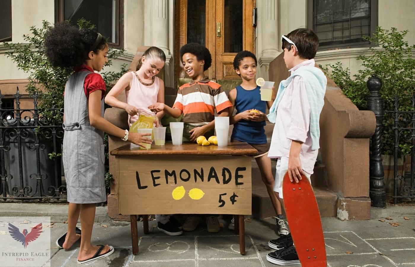 7 Reasons Absolutely Every Kid Should Start An Awesome Lemonade Stand Thumbnail