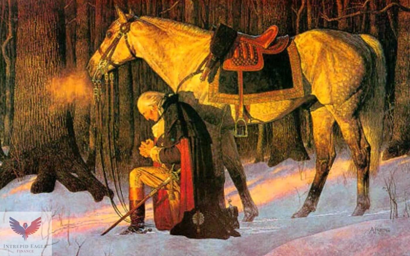 The Sunday Morning Prayer of George Washington Thumbnail