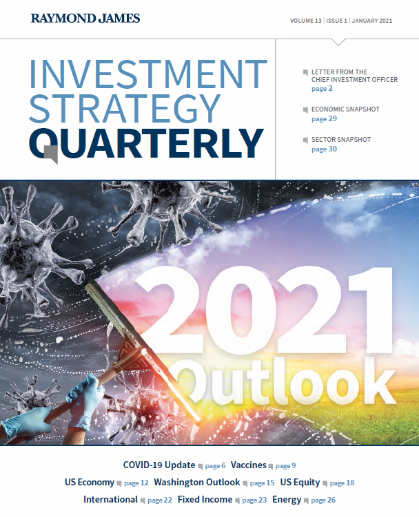 Raymond James Investment Strategy Quarterly Thumbnail