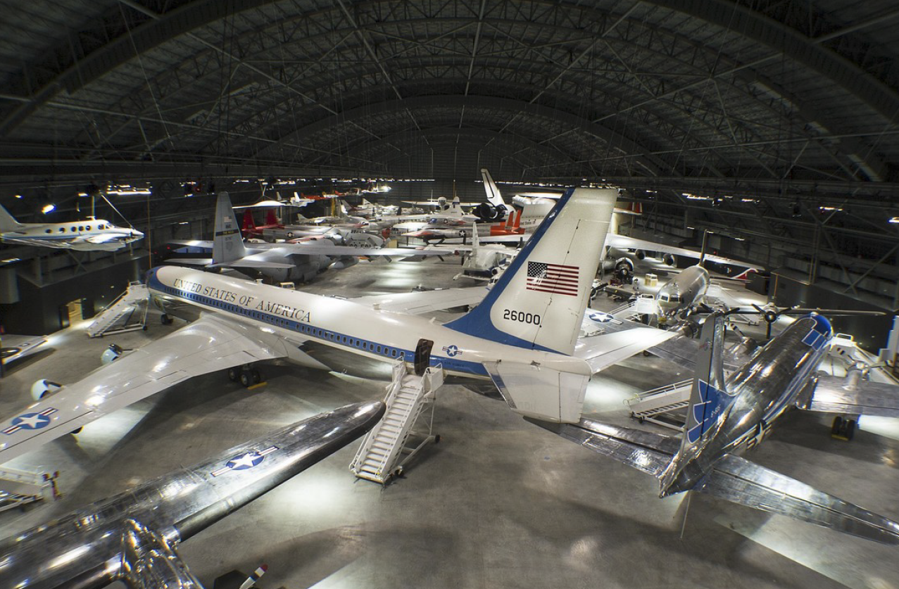 National Museum of the UA Air Force Thumbnail