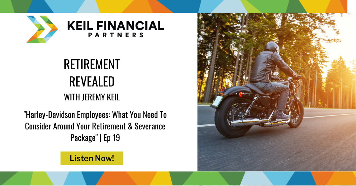Harley-Davidson Employees: What You Need To Consider Around Your Retirement & Severance Package | Podcast Thumbnail