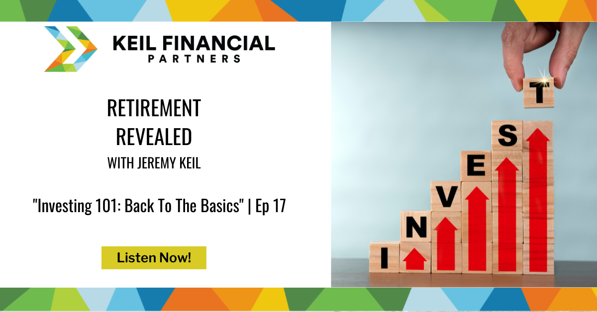 Investing 101: Back To The Basics | Podcast Thumbnail