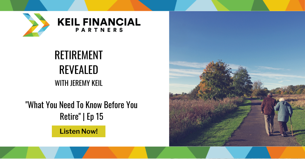 What You Need To Know Before You Retire | Podcast Thumbnail