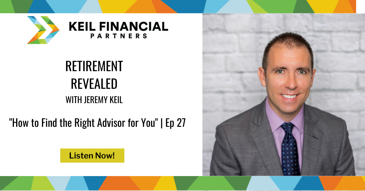 How to Find the Right Advisor for You | Podcast Thumbnail