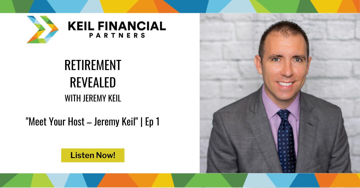 Meet Your Host – Jeremy Keil   Podcast Thumbnail