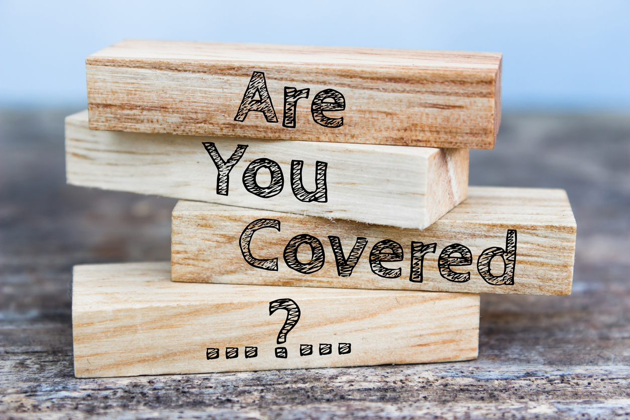 Cornerstone Insurance Services asks about commercial insurance coverage.