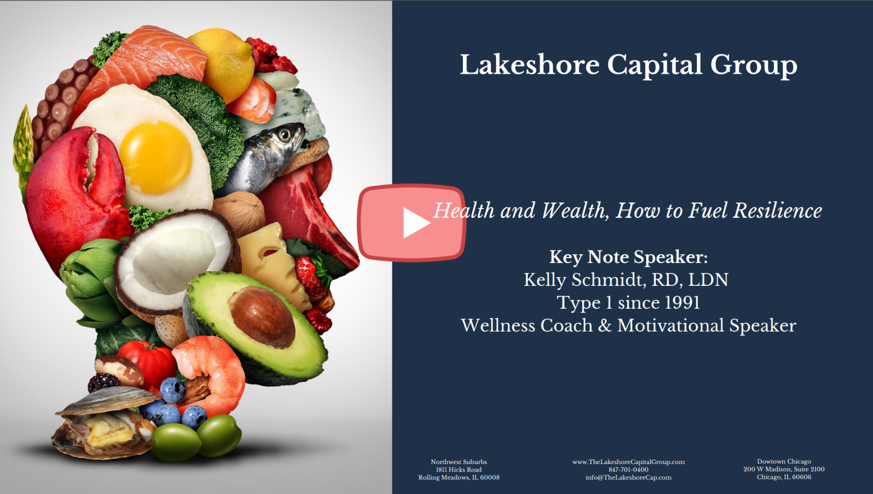 Health and Wealth, How to Fuel Resilience - Webinar Replay Thumbnail
