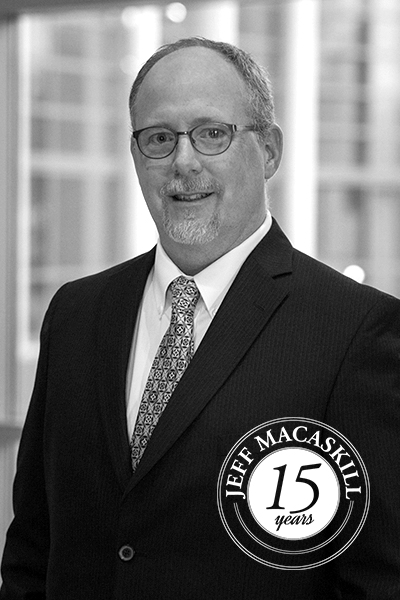 Jeff MacAskill, InConcert Financial Group, Accounting Practice Manager