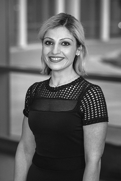 Naz Nasseri, InConcert Financial Group, Office Manager, Clients Services Coordinator