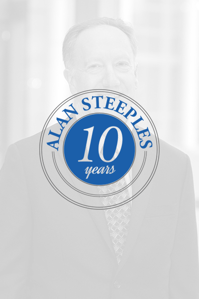 Alan Steeples Hover Photo