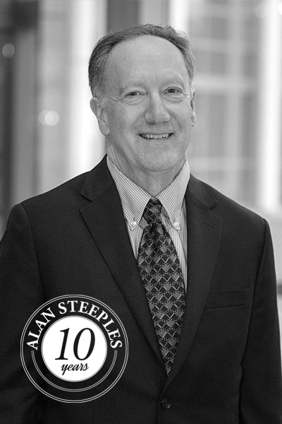 Alan Steeples, CPA, Tax Services Manager