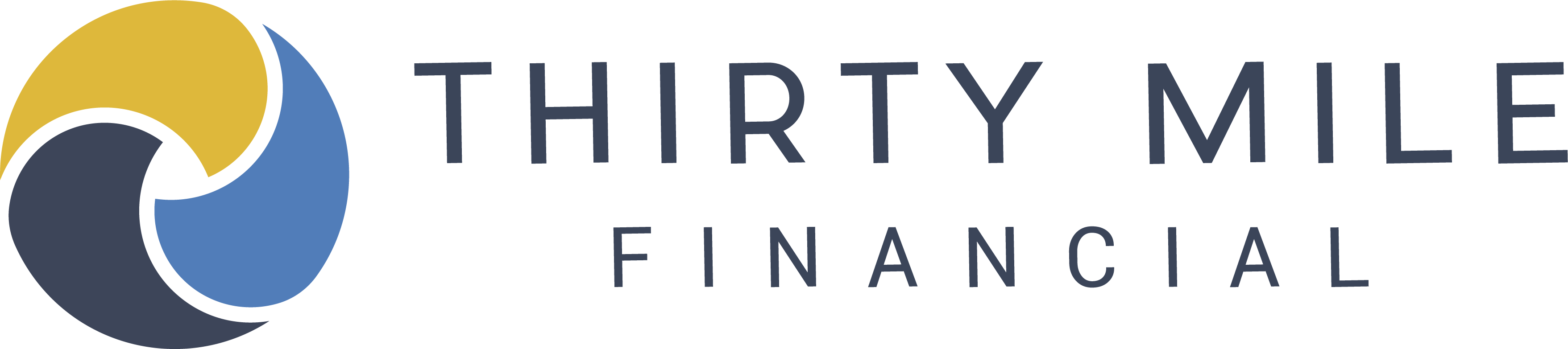 Logo for Thirty Mile Financial