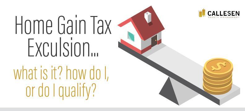 Home Gain Tax Exclusion Thumbnail