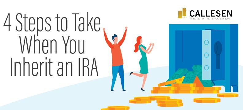 4 Steps to Take When You Inherit an IRA Thumbnail