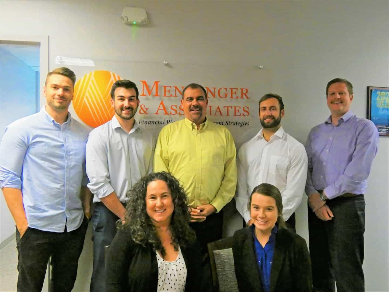 Members of Menninger & Associates Financial Planning team
