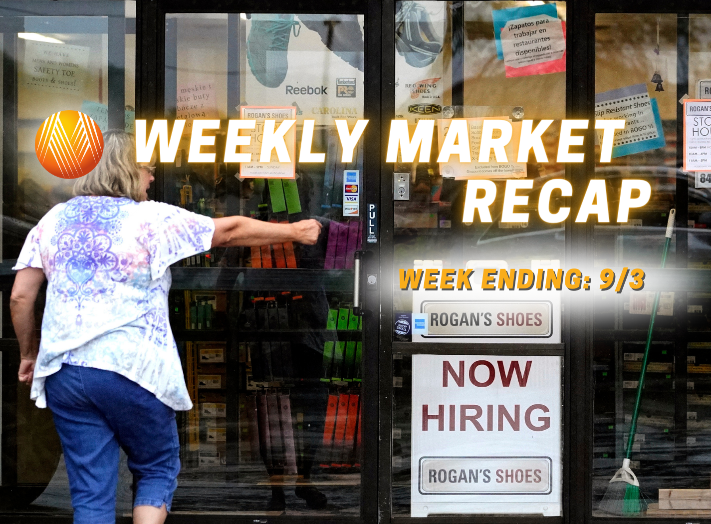 Markets Mixed as NASDAQ and S&P 500 Hit New Record Highs; August Jobs Report Huge Disappointment Thumbnail