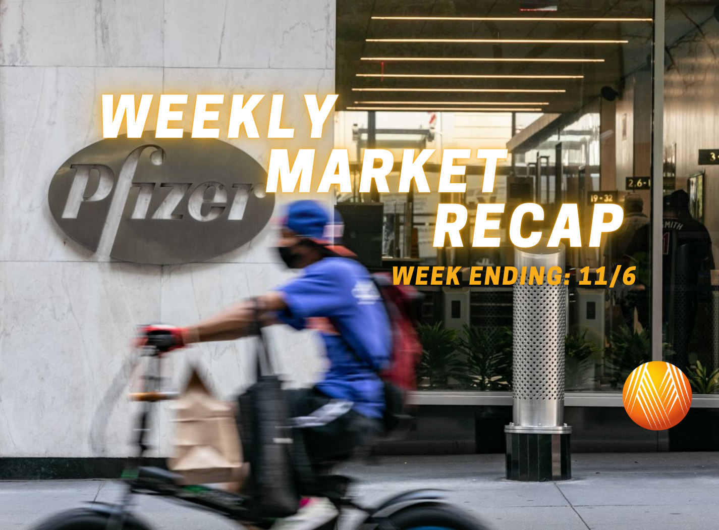 Market Soar in Best Week Since April Thumbnail