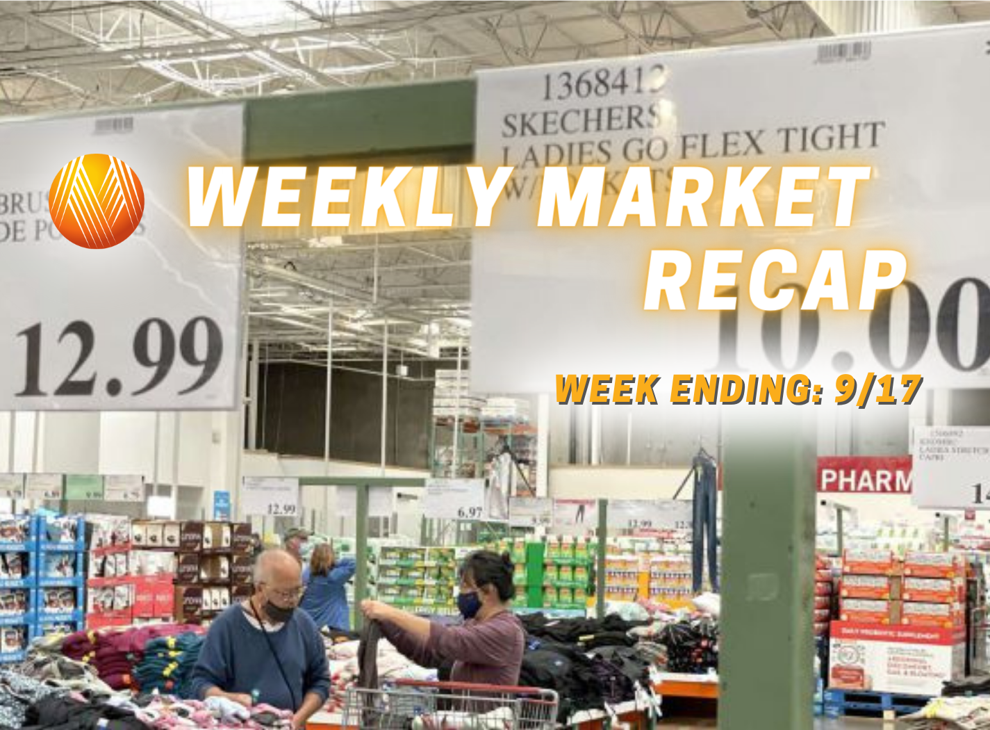 US Markets Down Fractionally; High Inflation But Decreasing Thumbnail