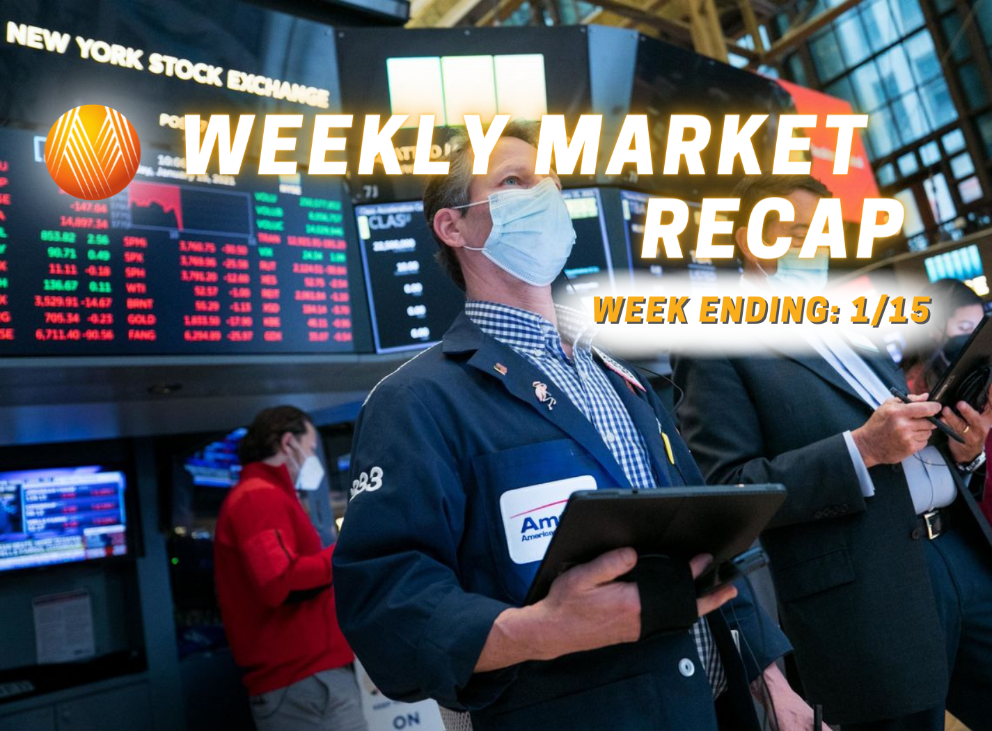 Market Down in Light Week of Trading, Can Stimulus Bets Cause a Rebound? Thumbnail